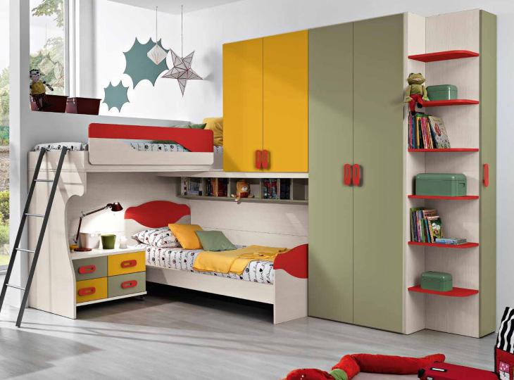 Παιδικά Υπνοδωμάτια - Ιδέες και λύσεις για το παιδί