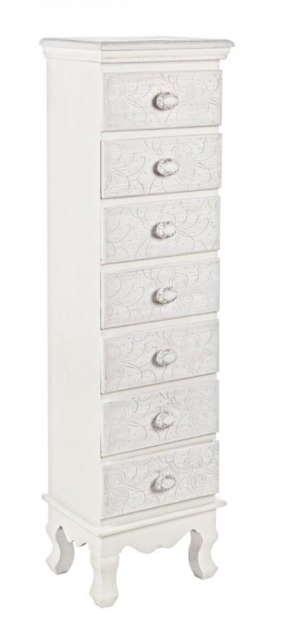 Συρταριέρα  7C CLORINE 29x23x112,5 εκ.
