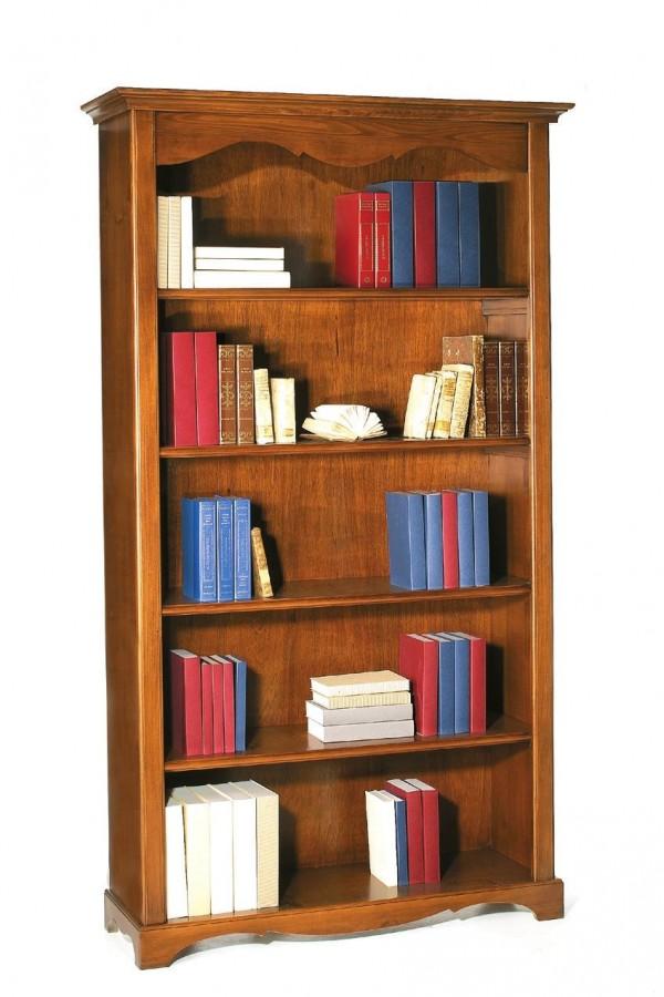 Βιβλιοθήκη Ξύλινη  Classical Collection 120x40x210 εκ.