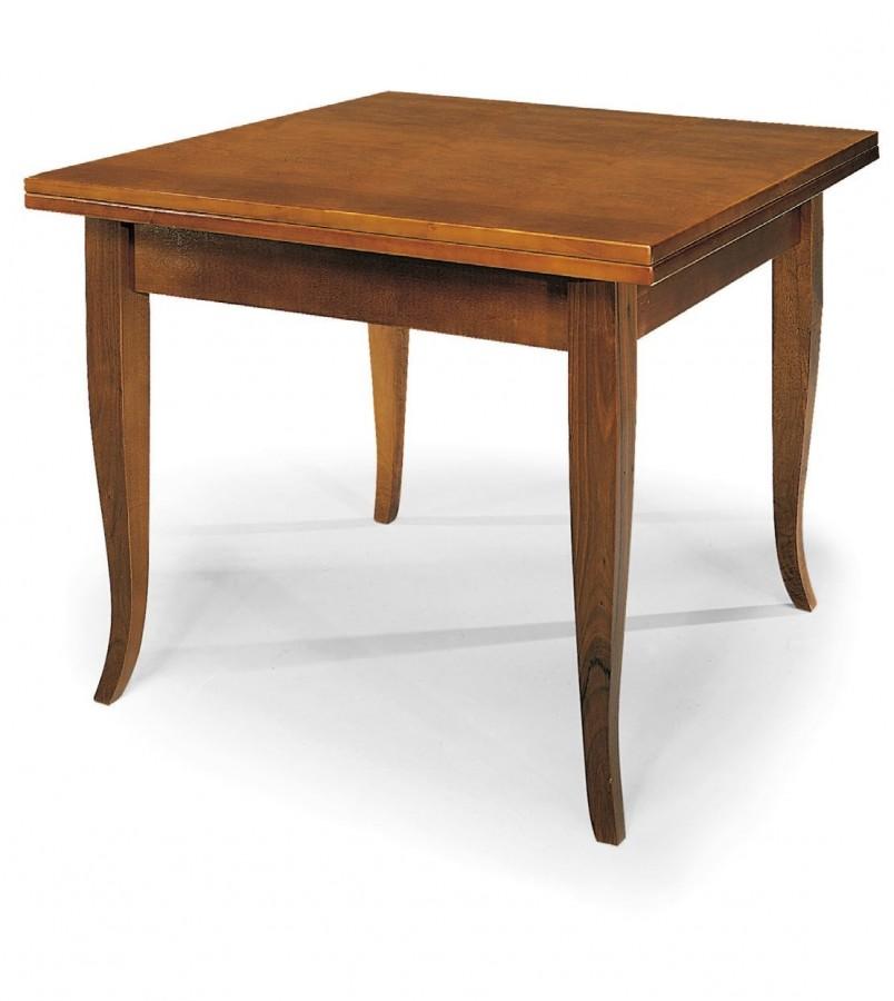 Τραπέζι  Επεκτεινόμενο Ξύλινο  Quadrato Classical Design