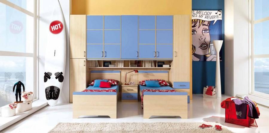 Παιδικό δωμάτιο Omnia 010