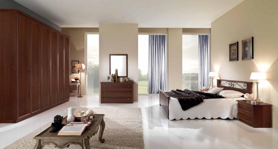 Κλασικό Υπνοδωμάτιο Ninfea 011