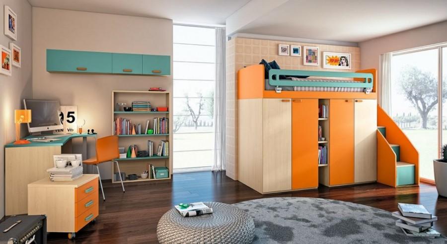 Παιδικό Δωμάτιο C120