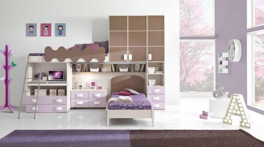 Παιδικό δωμάτιο Plus 001