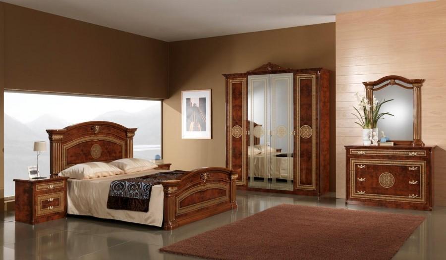 Κλασικό Υπνοδωμάτιο Alexandra