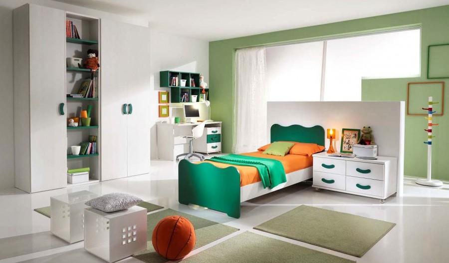 Παιδικό δωμάτιο Plus Comp 6