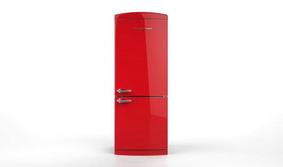 Ψυγείο Bompani Retro Combinati 70cm