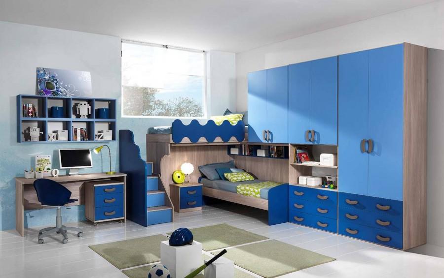 Παιδικό δωμάτιο Full Comp. U