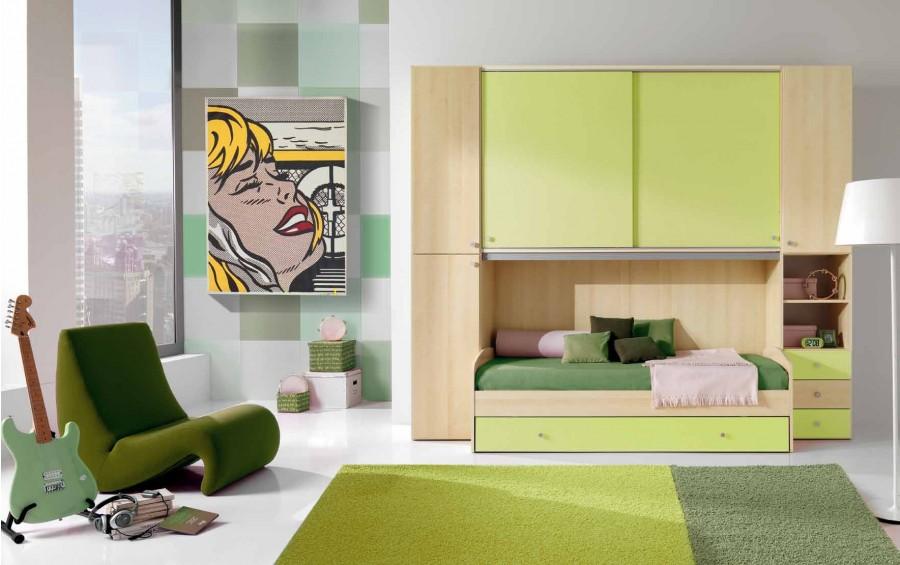 Παιδικό δωμάτιο Omnia 003