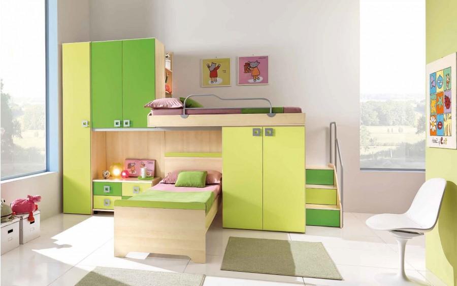 Παιδικό δωμάτιο Omnia 032