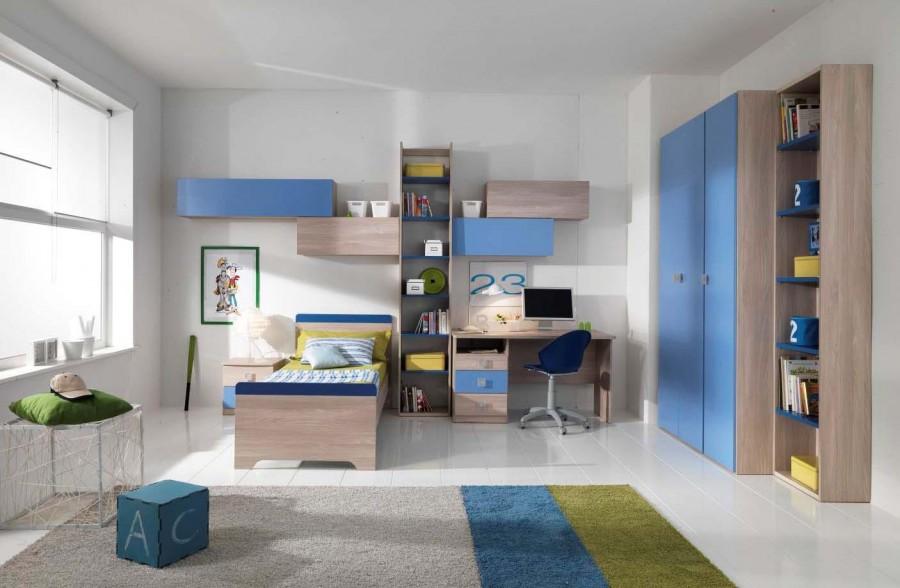 Παιδικό δωμάτιο Full Comp. O