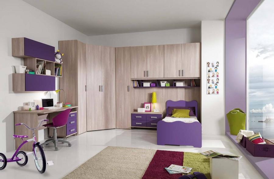 Παιδικό δωμάτιο Full Comp. T