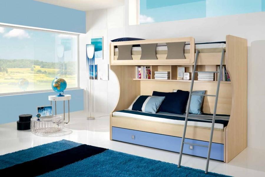 Παιδικό δωμάτιο Omnia 090