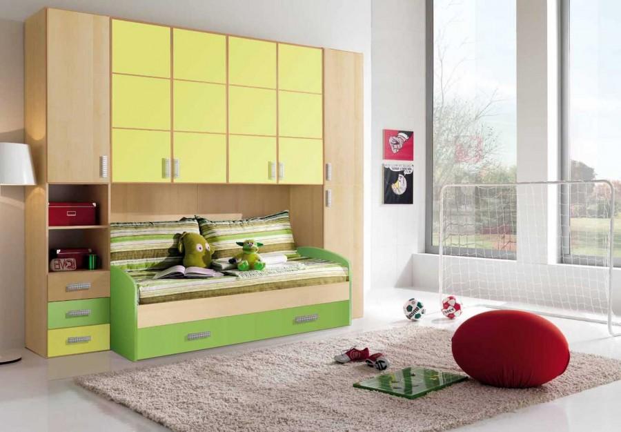 Παιδικό δωμάτιο Omnia 104