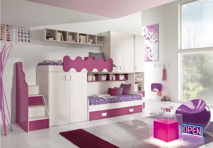 Παιδικό δωμάτιο Plus 003
