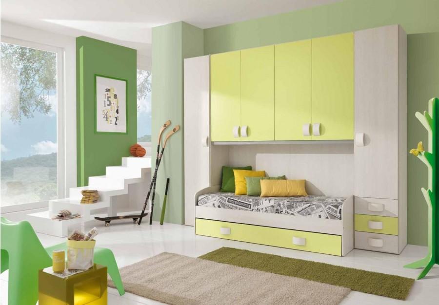 Παιδικό δωμάτιο Plus 010