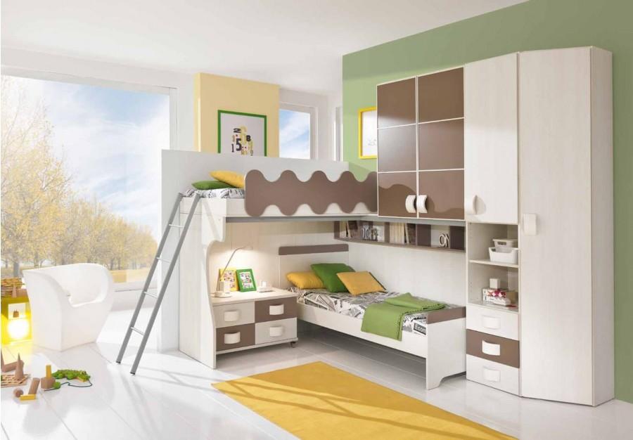 Παιδικό δωμάτιο Plus 012