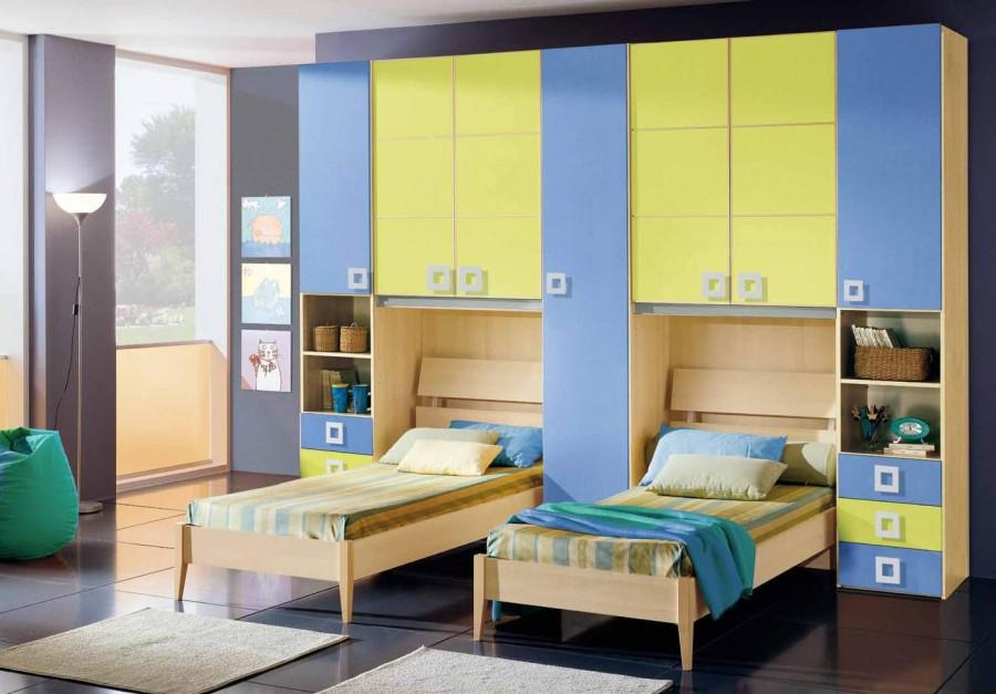 Παιδικό δωμάτιο Omnia 064