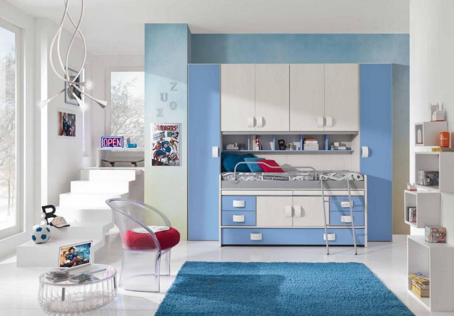 Παιδικό δωμάτιο Plus 008
