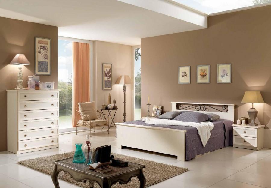 Κλασικό Υπνοδωμάτιο Ninfea 012