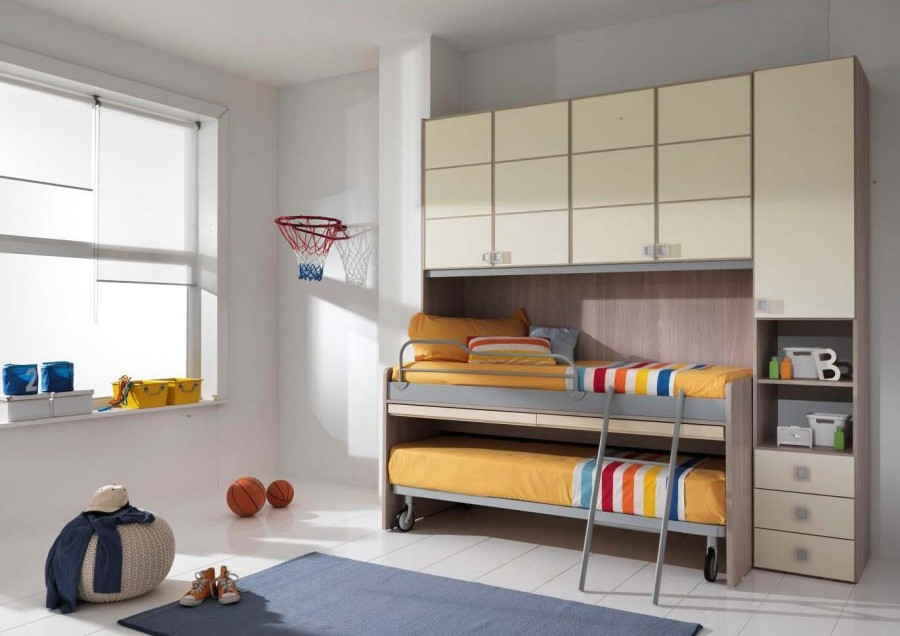 Παιδικό δωμάτιο Full Comp. C