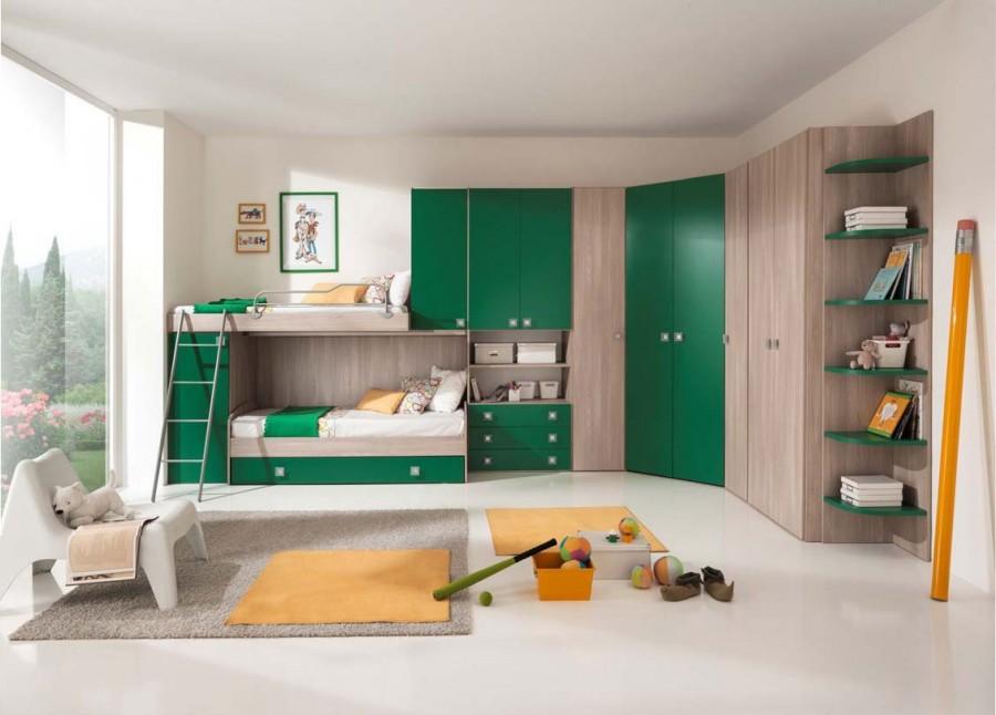 Παιδικό δωμάτιο Full Comp. P