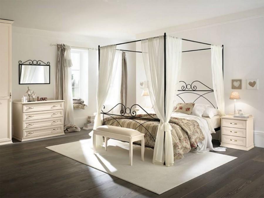 Κρεβάτι ΑΝΤΗΟΝΥ και κουνουπίερα