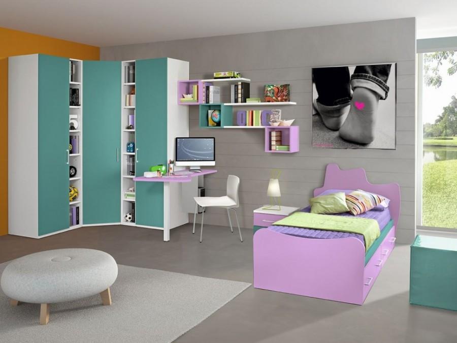 Παιδικό Δωμάτιο C110