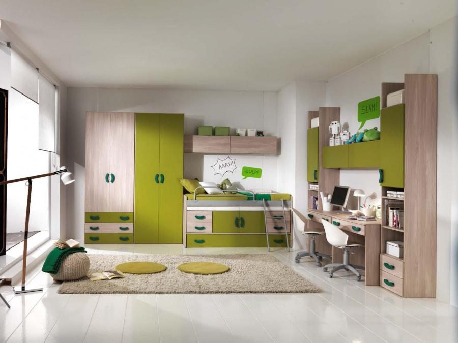 Παιδικό δωμάτιο Full Comp. N
