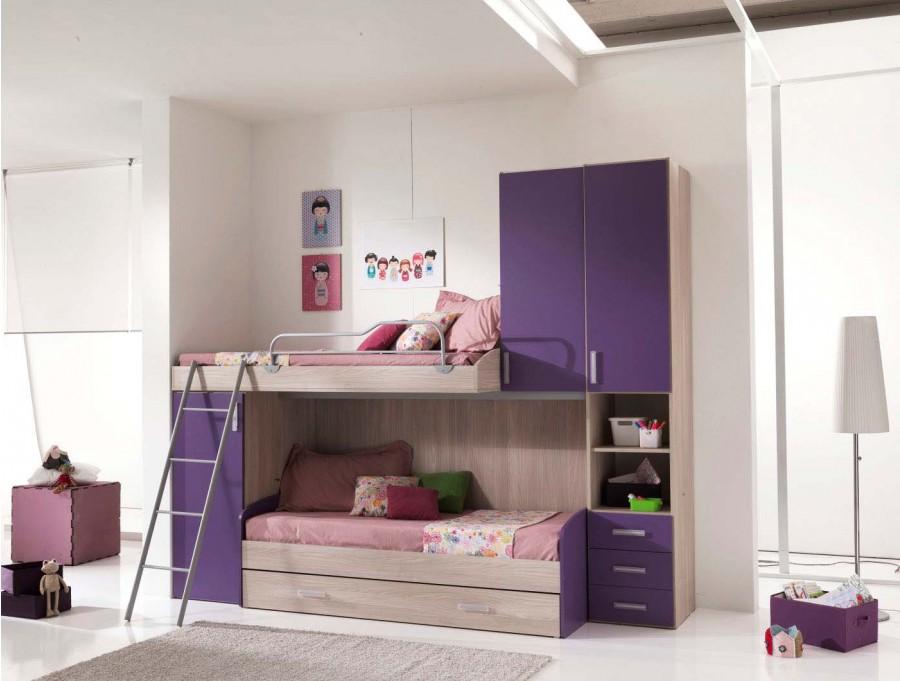 Παιδικό δωμάτιο Full Comp. F