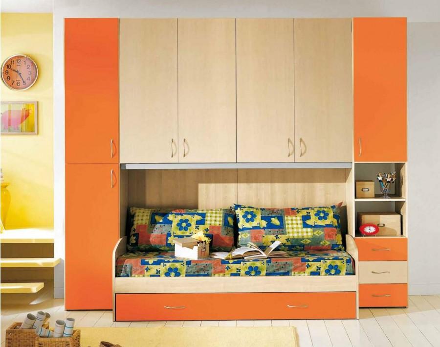 Παιδικό δωμάτιο Omnia 039