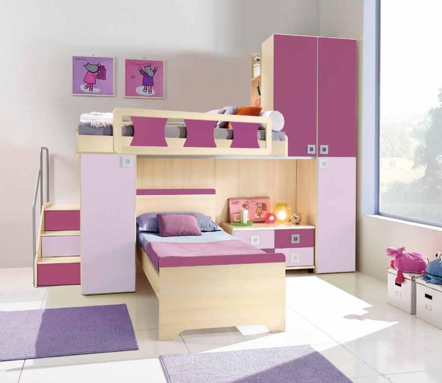 Παιδικό δωμάτιο Omnia OM428