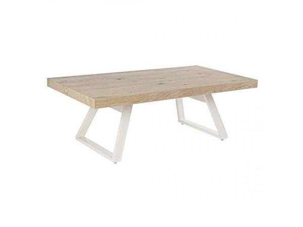 Τραπέζι σαλονιού BLANCHE 120x60x40 εκ.