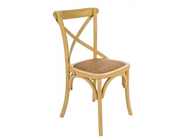 Καρέκλα  CROSS OCRA 46x42x87 εκ.