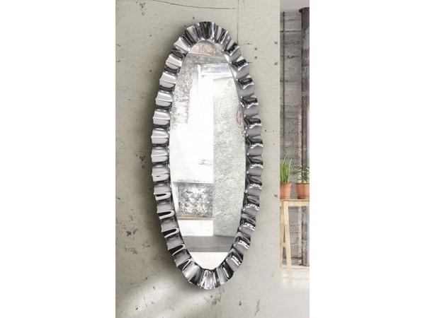 Καθρέφτης μεταλλικός modern style 90x190 εκ.