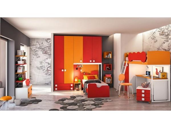 Παιδικό Δωμάτιο C115