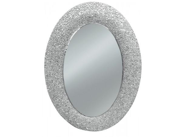 Καθρέφτης μεταλλικός modern style 65x90 εκ.