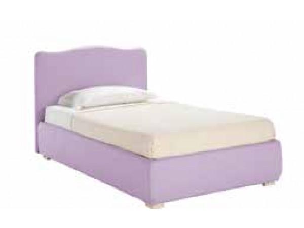 Παιδικό Κρεβάτι CAMILLA Ντυμένο με ύφασμα