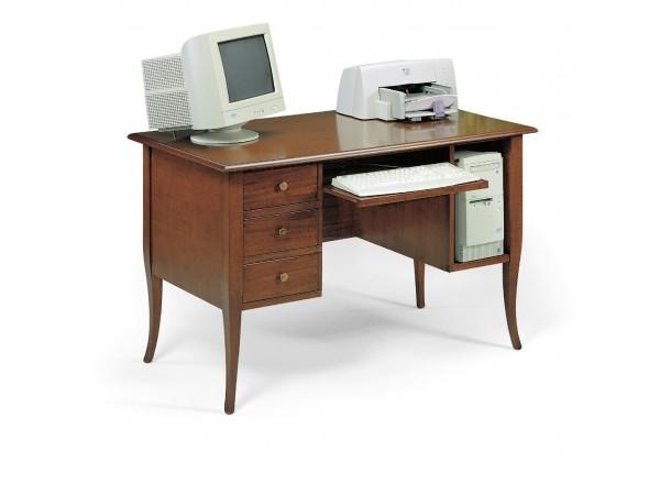 Γραφείο-Σεκρετέρ Classical Collection 3 Cassetti 130x75x81 εκ.