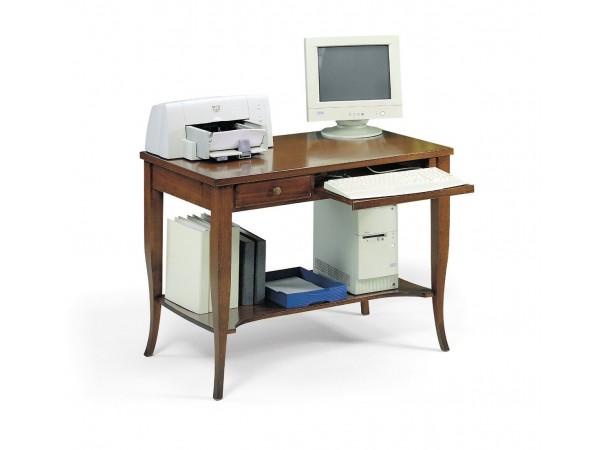 Γραφείο-Σεκρετέρ Classical Office Medium 105x60x78 εκ.
