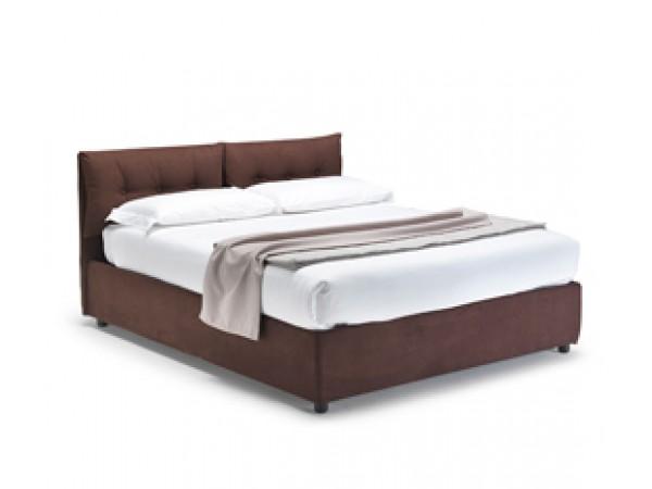 Κρεβάτι ντυμένο με αφαιρούμενο κάλυμμα AIR