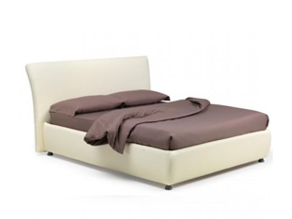 Κρεβάτι DALLAS ντυμένο με αφαιρούμενο κάλυμμα