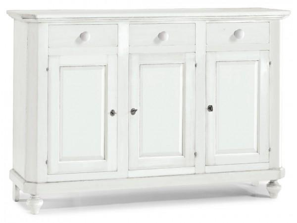 Μπουφές με 3 Πόρτες Classic Collection 158x47x103 εκ.