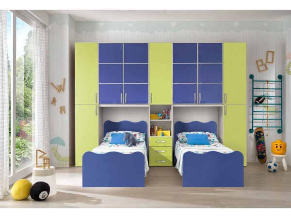 Παιδικό δωμάτιο ΕΚ6