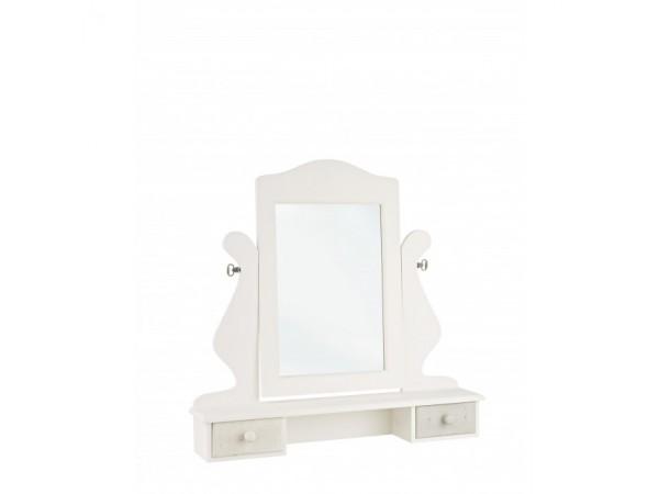 Καθρέφτης ALIDA με 2 συρτάρια 65x12x63 εκ.
