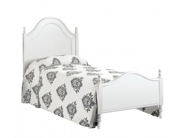 Κρεβάτι Ξύλινο Classic Collection με ανατομικό τελάρο 100x212x135 εκ.