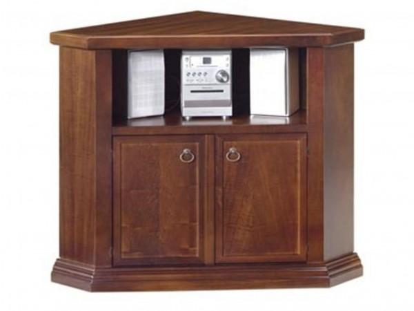 'Επιπλο τηλεόρασης γωνιακό Classical Collection με 2 πόρτες 72x63x80 εκ.