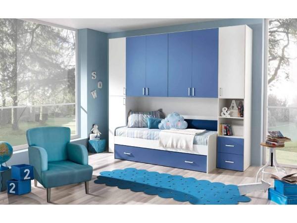 Παιδικό δωμάτιο Easy ES06