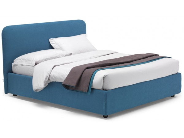 Κρεβάτι EMILY ντυμένο με αφαιρούμενο κάλυμμα