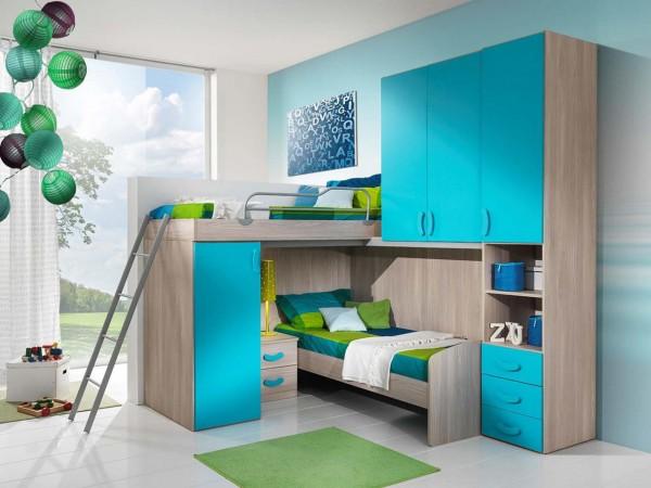 Παιδικό δωμάτιο Full Comp. G